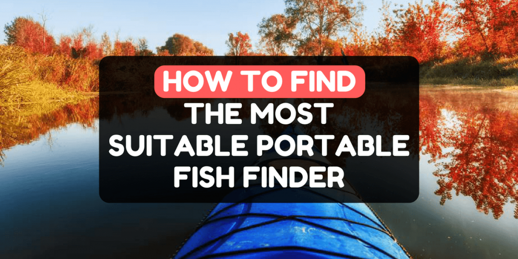 Best Portable FishFinder
