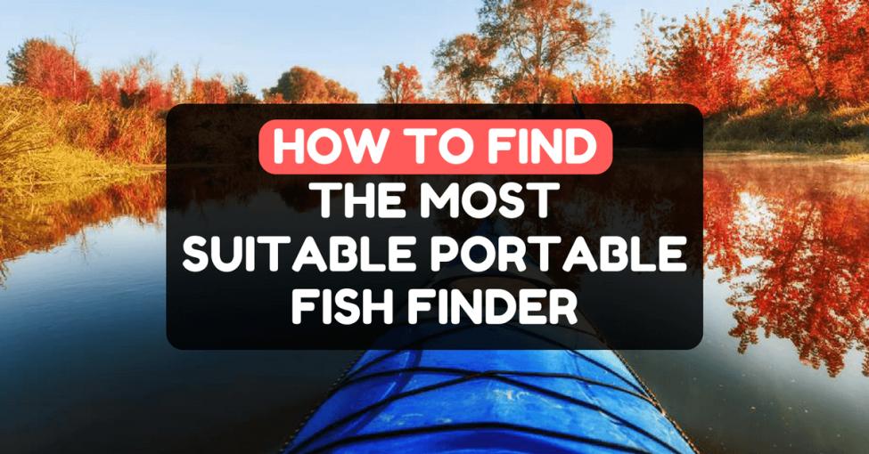 Best Portable FishFinder
