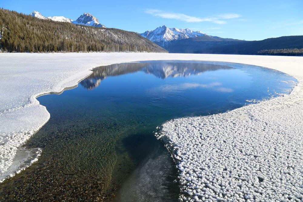 Redfish Lake Idaho